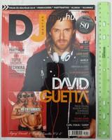 Magyar DJ magazin 2013/8 #6 David Guetta Loco Dice Tini BT Carl Craig