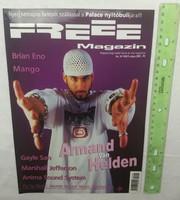 Freee magazin 1999/5 #39 Armand Van Helden Brian Eno Gayle San Marshall Jefferson Anima Sound System