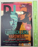 Magyar DJ magazin 2013/6 #4 Daft Punk Laidback Luke Hardwell Squillace Solomun Gus Gus