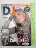 Magyar DJ magazin 2013/5 #3 Julia Carpenter Van Buuren Maya Jane Coles Nervo