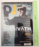 Magyar DJ magazin 2013/7 #5 Sven Vath Jamie Jones Guy Gerber James Holden Nicky Romero