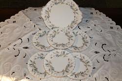 Royal Albert süteményes készlet