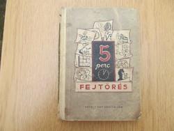 5 perc fejtörés (1954)