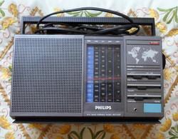 Philips D2225, retro rádió (1980-as évek)