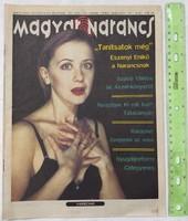 Magyar Narancs újság/magazin 1997/11 Eszenyi Enikő Vágó János nyugdíjreform Biohazard U2