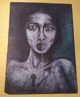 Kortárs festészet - 50 x 70 cm.