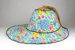 1D679 Különleges összecsukható legyező kalap