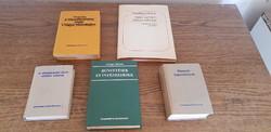 Szakmai jogi könyvcsomag