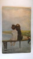 Képeslap 1920-as évekből