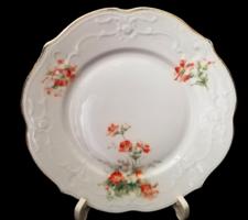 Antik CT Altwasser süteményes tányér