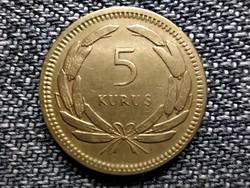 Törökország 5 kurus 1950 (id42375)