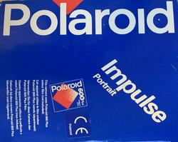 Polaroid Impulse Portrait 600 fényképezőgép
