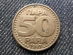 Jugoszlávia 50 para 1997 (id28526)