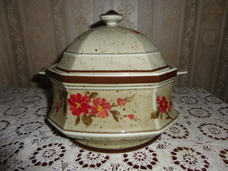 Bavaria winterling bowl with lid
