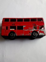 Matchbox London bus.