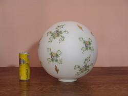 Gömb alakú petróleum lámpa büra