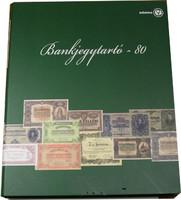 Bankjegytartó album 100 férőhely
