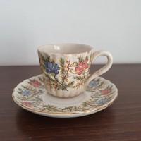 Sarreguemines kávés csésze