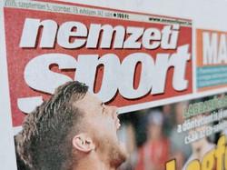 2018  február 9  /  Nemzeti Sport  /  ÚJSÁG GYÜJTEMÉNY Ssz.:  4700
