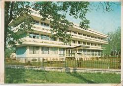 Retro képeslap - Debrecen, Termelőszövetkezeti üdülő
