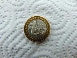 Svájc 1 euro 2003 probe - proba