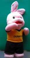 Duracell Nyuszi – játék plüss figura