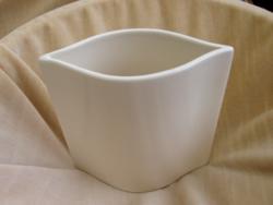 Retro ASA Selection fehér váza