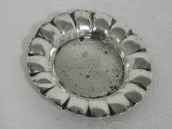 Antik ezüst kis tálka