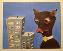 Mohamed Gamel Sophia: A kutya fáját