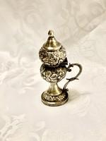 Monumentális antik ezüst tárgy !