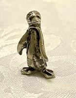 Antik ezüst pingvin táncoló talpak :D