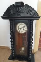 Antik Fali óra eladó! ÓNÉMET falióra 85 cm eladó!