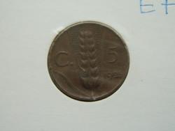 5 Centemisi 1925 R