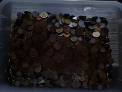 20 kg külföldi érme