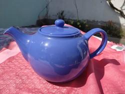 Kék porcelán kiöntő
