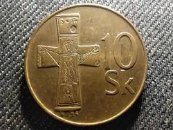 Szlovákia 10 Korona 1995 (id27010)