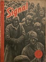 Signál - magyar nyelvű!!! (1942 évfolyam - hiánytalan!)