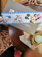 Disney Mickey egeres öntapadós dekorcsík