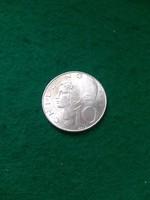 Ezüst  10 schilling  1973