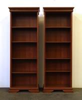 1D876 Stílbútor könyvespolc pár 198 cm