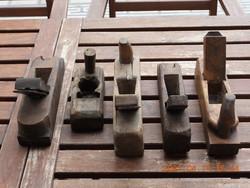 Öt darab antik gyalu