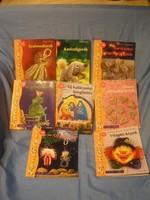 N27. Fortélyok színes ötletek 8 db-os kiadványok egyben eladóak