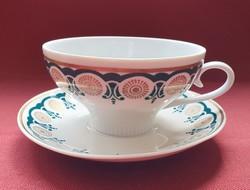 Lettin német porcelán szett 2 részes (csésze, csészealj)