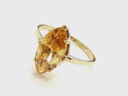 Arany női gyűrű (K-Au95103)