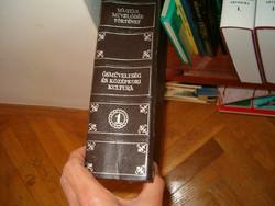 Magyar művelődéstörténet ősmüveltség és középkori kultura c könyv vagy lexikon igazabol nem tudom