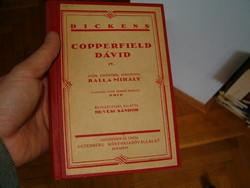 Dickens copperfield dávid 6 darabos sorozat Balla Mihály Gutenbert társulat Christiansen és társa