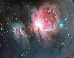 Orion-köd csillagköd