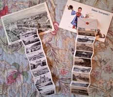 Képeslapok, leporellók 1942-ből és 1943-ból