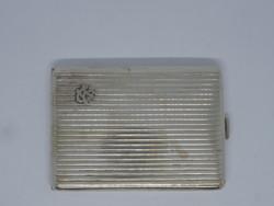 20. századi magyar ezüst cigerettatárca