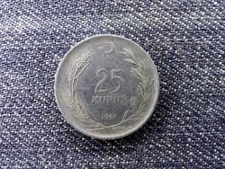 Törökország 25 kurus 1961 (id16538)